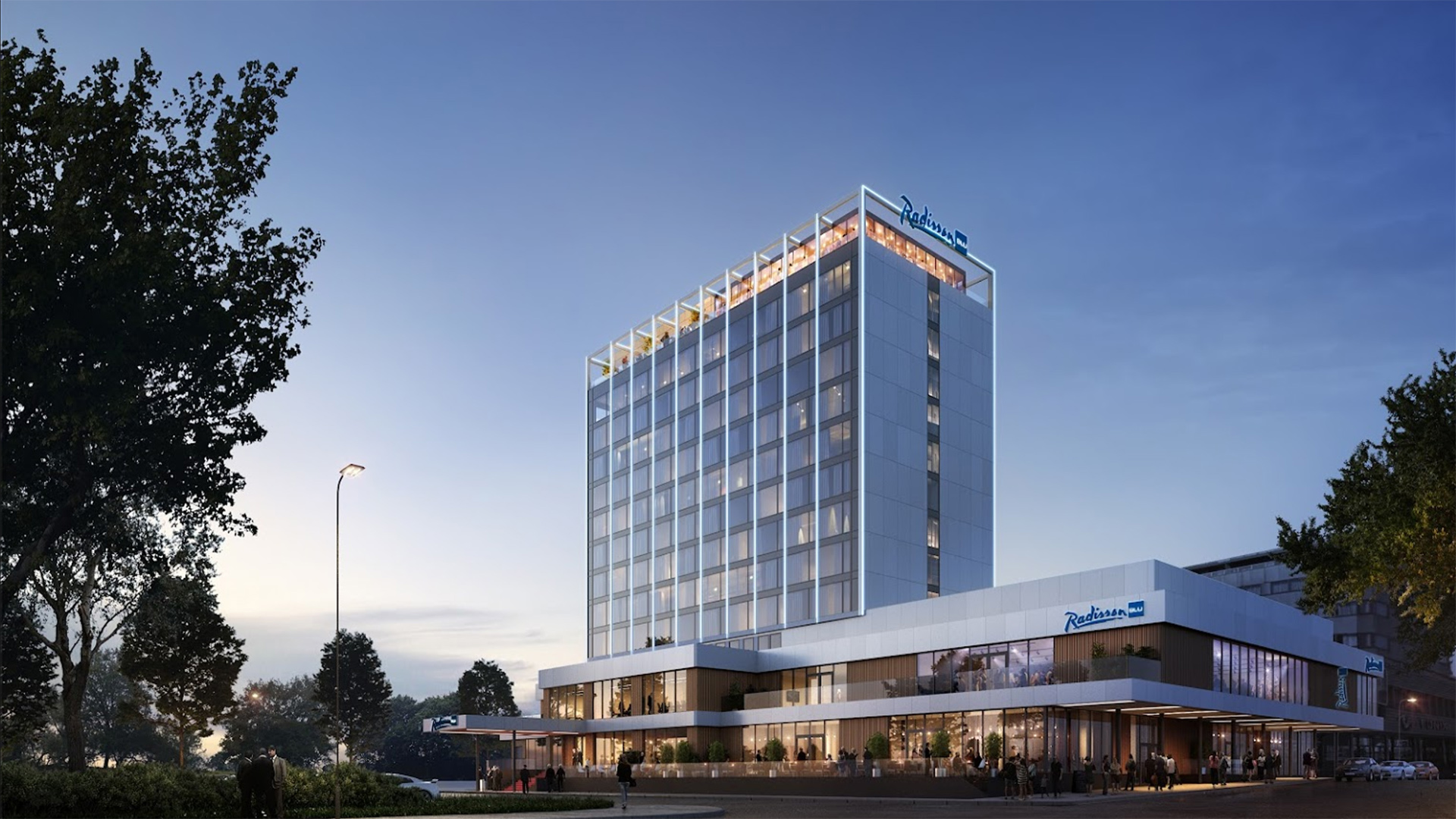 Radisson Blu Caledonien Hotel